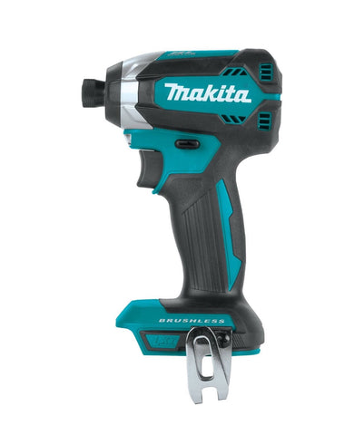 Makita 18V LXT® Lithium‑Ion Brushless Cordless Impact Driver (Open Stock)