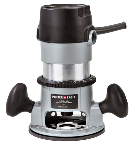 Porter Cable 1-3/4 HP Fixed-Base Router