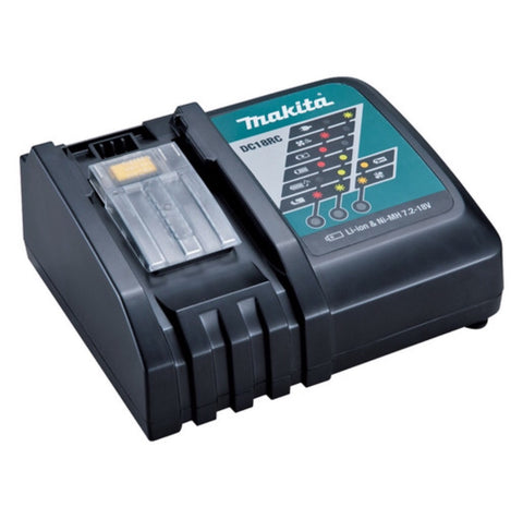 Makita 18V LXT® Lithium‑Ion Rapid Optimum Charger (Open Stock)