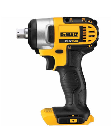 "Dewalt 20V MAX* 1/2"" Compact Impact Wrench (Bare Tool)"