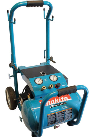 Makita® 3.0HP* Big Bore™ Air Compressor