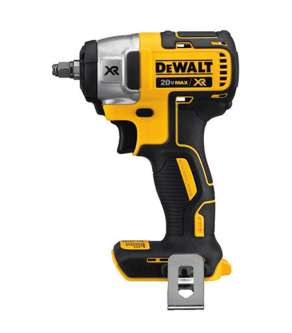 "DeWalt 20V MAX* XR 3/8"" Compact Impact Wrench (Bare Tool)"