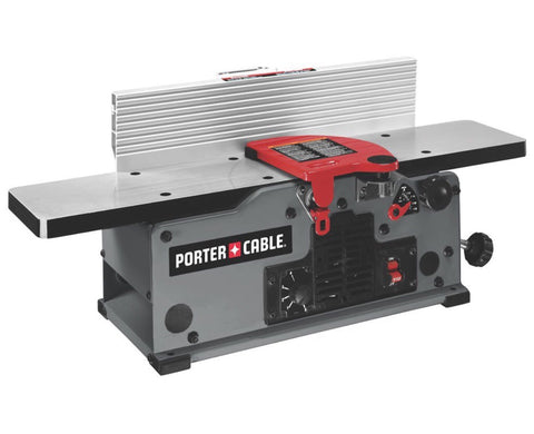 "Porter Cable 6"" Variable Speed Bench Jointer"