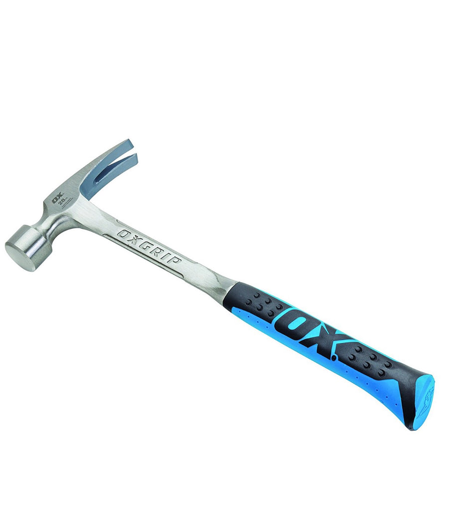 OX Pro Framing Hammer - Smooth Face – 1 Top Tools