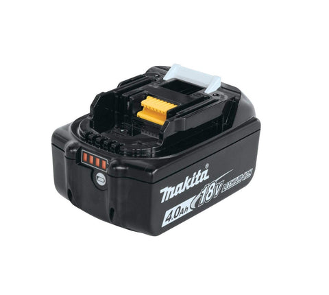 Makita® 18V LXT® Lithium‑Ion 4.0Ah Battery