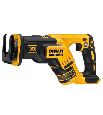 DeWalt 20V MAX* XR® Brushless Compact Reciprocating Saw (Bare Tool)