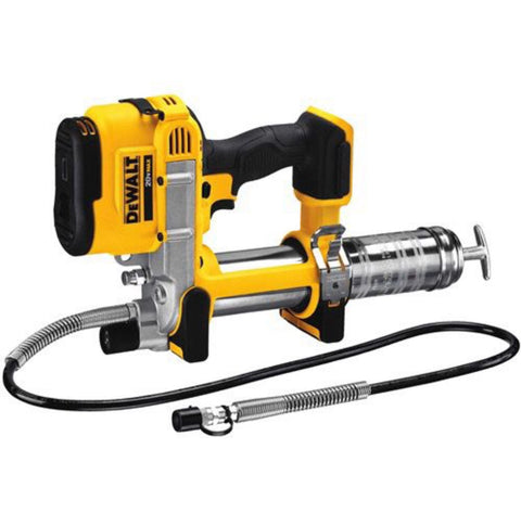 DeWalt 20V MAX* Lithium Ion Grease Gun (Bare Tool)