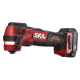 Skil® PWR CORE 12™ Brushless 12V Oscillating Multi-Tool Kit