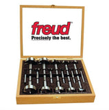 "Freud PB-100 1/4"" to 2-1/8"" 16 Pc. Forstner Bit Set"