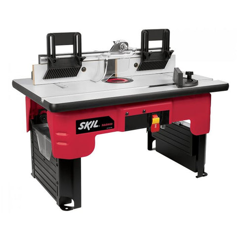 SKIL RAS900 ROUTER TABLE (2 FEATHER BOARDS)