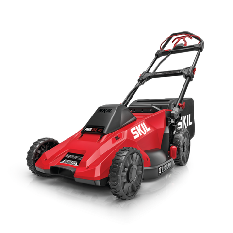 "Skil® PWR CORE 40™ Brushless 40V 20"" Self-Propelled Mower Kit"