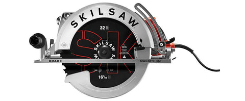 SKILSAW® SPT70V-11 16-5/16 In. Magnesium Super SAWSQUATCH™ Worm Drive Saw
