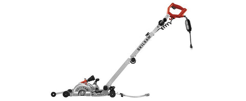 SKILSAW® 7 In. Medusaw™ Walk Behind Worm Drive For Concrete