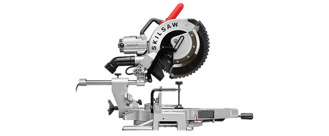 SKILSAW® 12 In. Worm Drive Dual Bevel Sliding Miter Saw