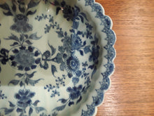 3) Porcelain Chinese Blue & White Bowl / Mid 18th Century
