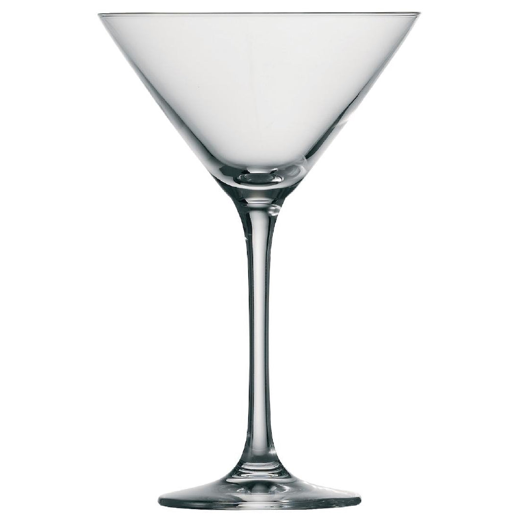 3) Classic Martini Glasses by Schott Zwiesel (set of 6)