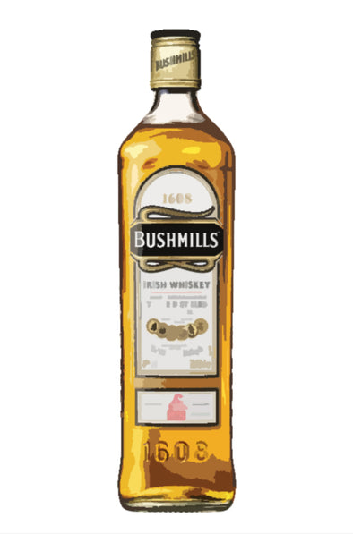 Bushmills Whiskey Art Paint & Sip Evening - Friday 6th March 2020