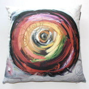 Cordell the Snail Luxury Cushion