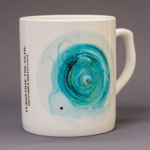 December Birthstone Bone China Mug