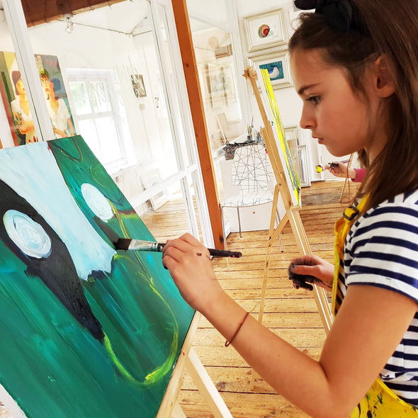 Children's Summer 3 Day Course - ART SCHOOL - 6th to 8th July 2020