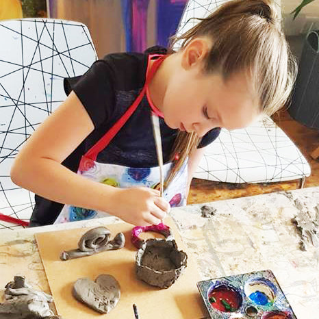 SUMMER ART WORKSHOP Ages 5 to 7 - Friday 23rd August - Toy Art