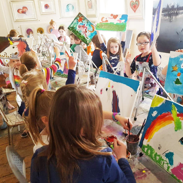 SUMMER ART SCHOOL - 4 Day Course - July & August 2019