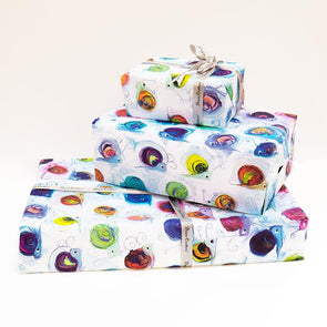 Snail Wrapping Paper