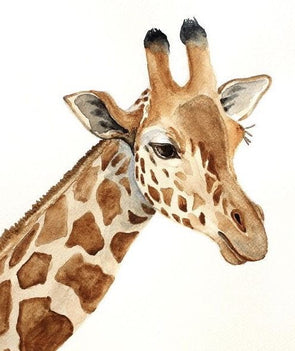 Children's Zoom Art Workshop - Paint a Giraffe