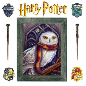 Family Halloween Harry Potter themed Art Class - Saturday 17th October 2020
