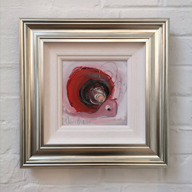 Ruby the Snail- Original Painting