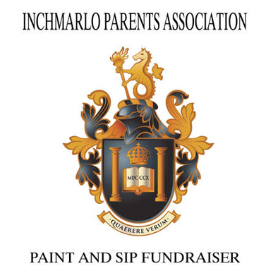 Inchmarlo PA Adult Paint & Sip Evening - Fri 13th March 2020