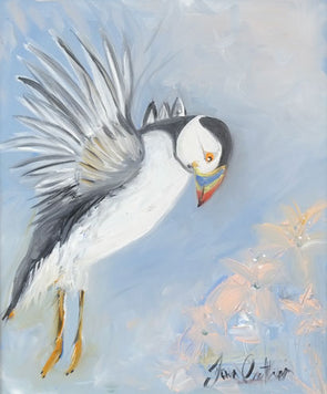 Taking Flight - Original Oil Painting