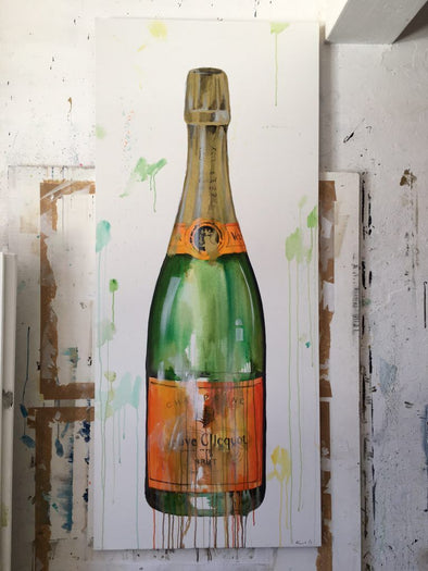Veuve Clicquot Adult Paint & Sip Evening - Fri 7th & Sat 8th June 2019
