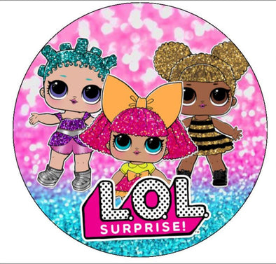 L.O.L DOLLS Art Workshop Ages 5+ Saturday 7th March 2020