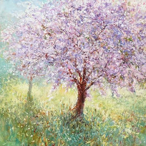 Cherry Tree Adult Paint & Sip Afternoon - Saturday 19th September 2020