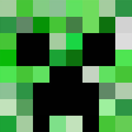 Half Term Minecraft Art Workshop Ages 6+ Monday 17th February 2020