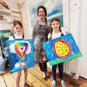 EASTER ART COURSES 2020 COMING SOON