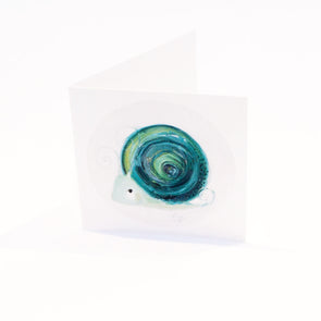 May Birthstone Greeting Card