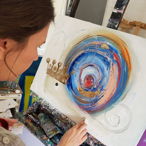 Children's Zoom Art Workshop - Paint a Veggy Snail Workshop 9th January 2021