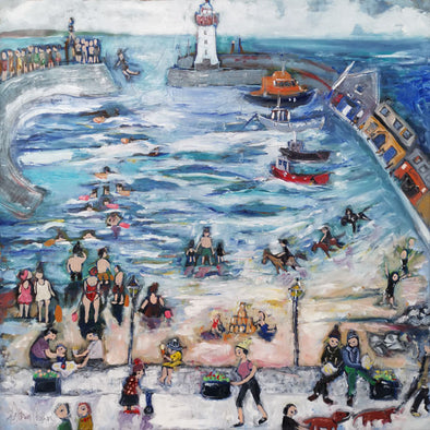 Donaghadee beside the Sea - Ltd Edition Print