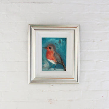 Robin Red breast - Original Painting
