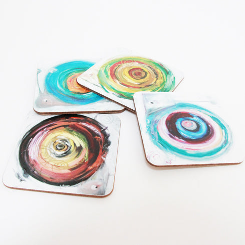 Snail Coasters - Homeware
