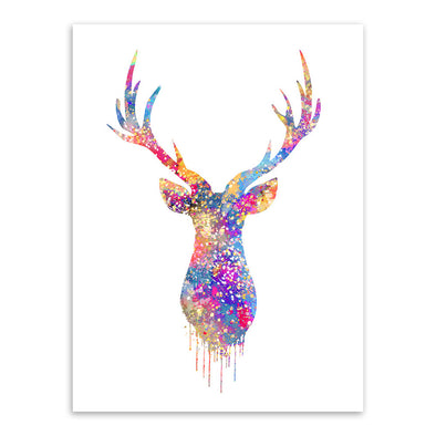 Christmas Stag Adult Paint & Sip Evening - Friday 6th December 2019
