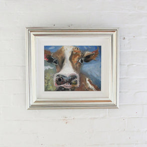Susan the Cow - Original Painting