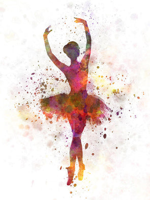 Half Term Ballerina Art Workshop Ages 8+ Tuesday 18th February 2020