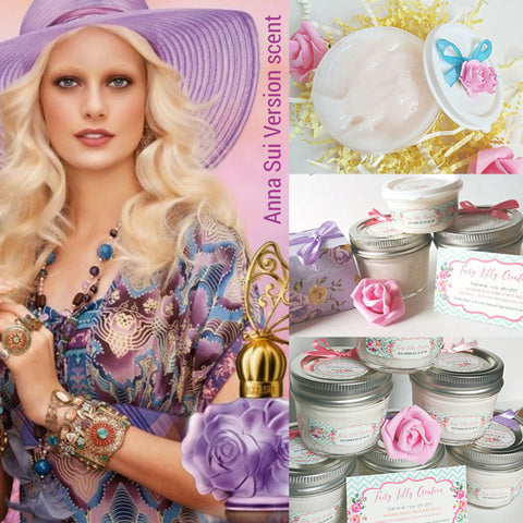 Anna Sui La Vie de Boheme Inspired Scent - Best Body Care - Body Butter - Hand Cream | Fairy Lilly