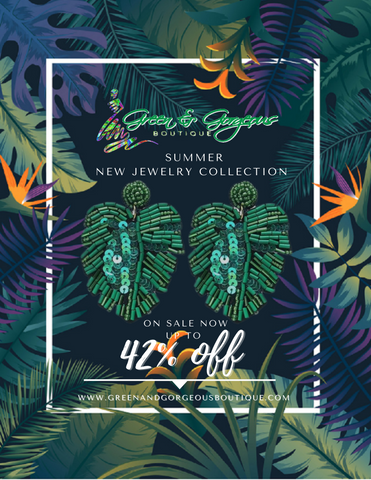 New Jewelry Collection Flyer