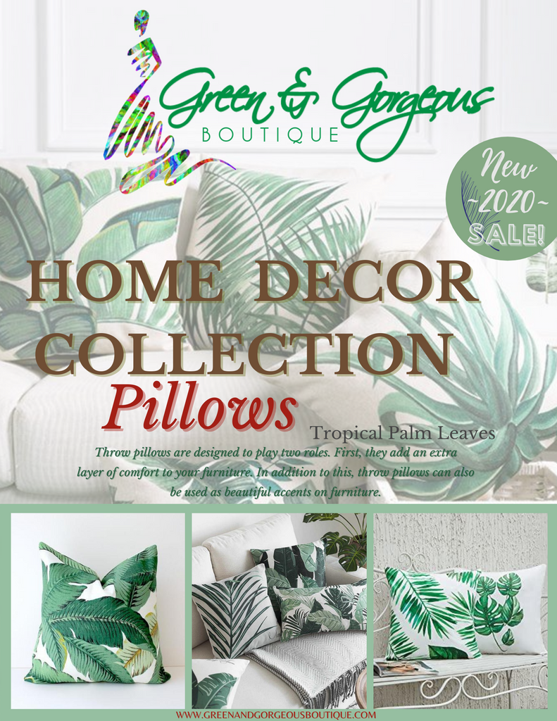 New Home Decor Collection Flyer