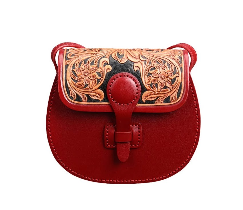 ROSES ARE RED COLLECTION | 'I'm Genuine' Luxury Shoulder Bag