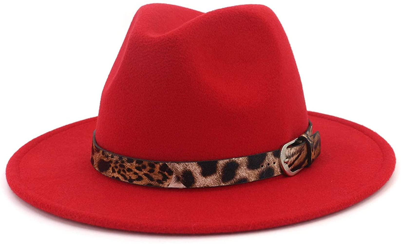 New Fall Collection | Fire Engine Red Fedora Hat